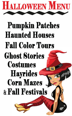 2016 Halloween & Fall Activities in Michigan