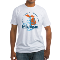 Michigan Life Products including t-shirts