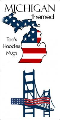 Michigan Life Gear - t-shrits, sweatshirts and leggings