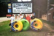 Alcona Canoe Rental & Campground