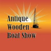 Antique Wooden Boat Show in Hessel, Michigan