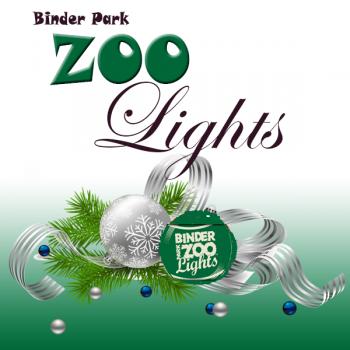 ZooLights at Binder Park Zoo