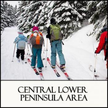 Winter in Michigan's Region 7 Central Lower Peninsula Area