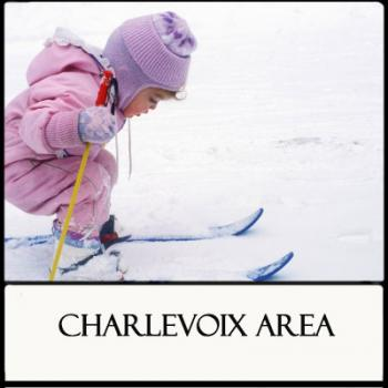 Winter in Michigan's Region 11 Charlevoix Area