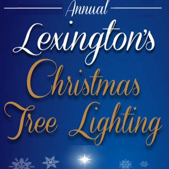 Christmas Tree Lighting and Merchant Luminary Walk
