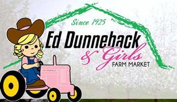 Ed Dunneback & Girls Farm Market
