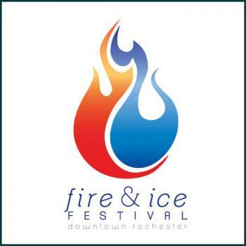 Fire & Ice Festival in Rochester