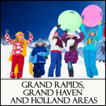 Winter in Region 4 -Grand Rapids, Grand Haven and Holland Areas