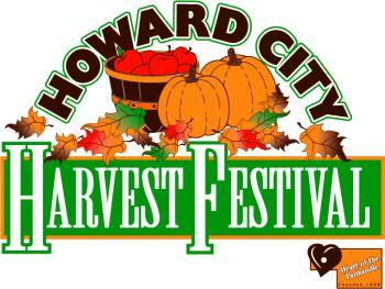 Harvest Festival in Howard City Michigan