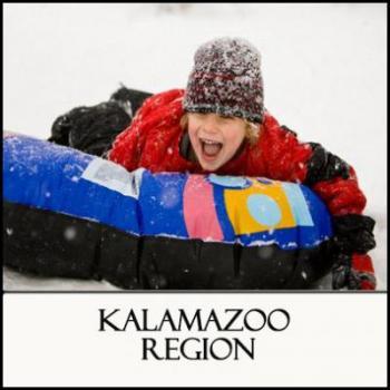 Winter in Michigan's Region 3 Kalamazoo Area of Michigan