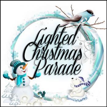 Harbor Beach Lighted Christmas Parade
