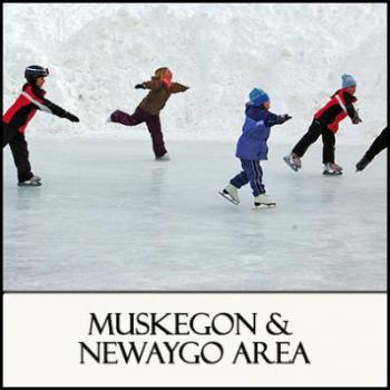 Winter in Michigan's Region 8 Muskegon and Newaygo Area