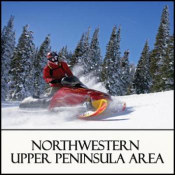 Winter in Michigan's Region 15 Northwestern Upper Peninsula Area