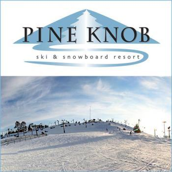 Pine Knob Ski Resort in Clarkston Michigan