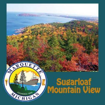 Sugarloaf Mountain View - Marquette