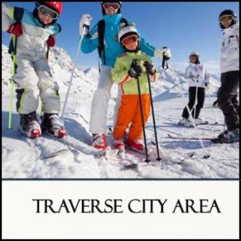 Winter in Michigan's Region 9 Traverse City Area