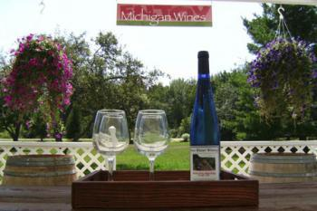Blue Water Winery and Vineyard