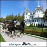 Mackinac Island Michigan is a unique vacation spot boasting fine dining, historic sites, and exciting attractions.