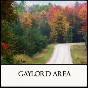 Enjoy Gaylord Area in the fall