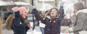 Zehnder's Snowfest in Frankenmuth Michigan