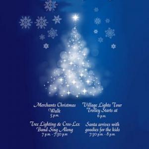 Lexington Michigan Christmas Tree Lighting 2020 2020 Lexington Tree Lighting | Michigan Life